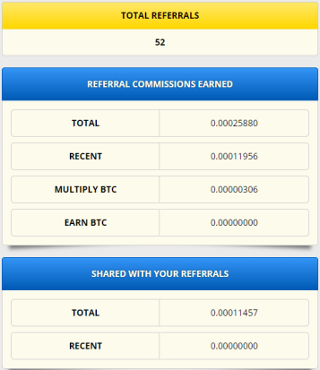 Free Bitcoin payout