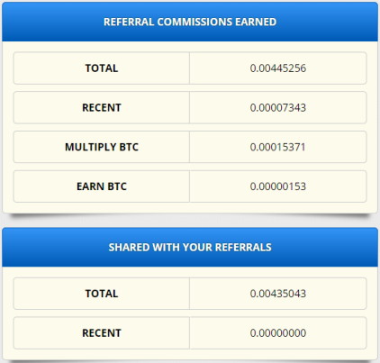 How to get bitcoins referral count